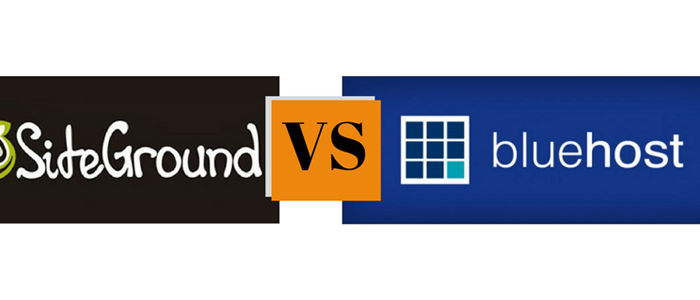 SiteGround vs BlueHost for WordPress Hosting